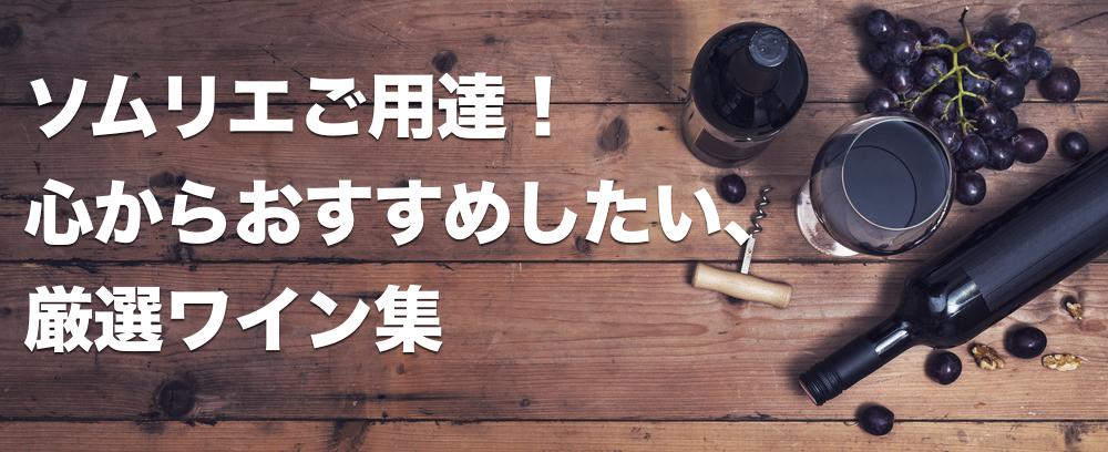 ソムリエが本音で選ぶ、おすすめワインまとめ!