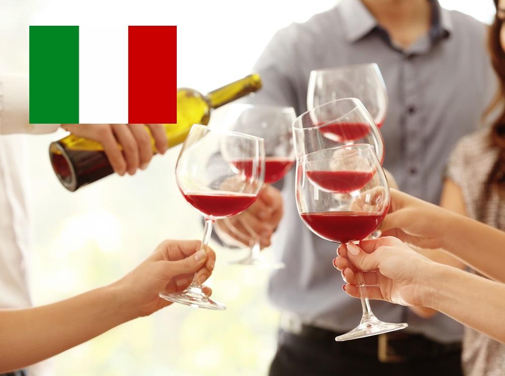 【赤ワインおすすめ7選】安い!美味しい!1000円前後で色々な味を楽しめるイタリア産赤ワイン