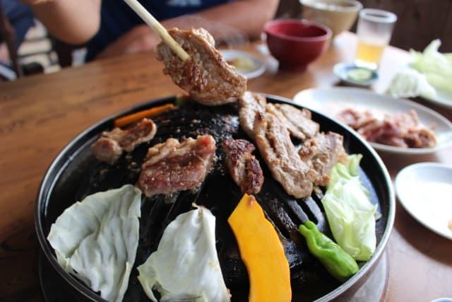 北海道ワインと合う料理