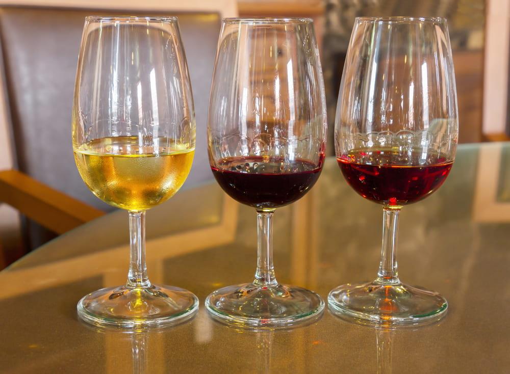 ポートワインの種類
