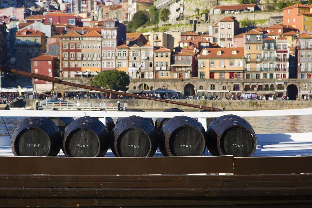 ポートワインの産地