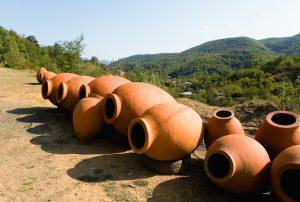 ジョージアワインのクヴェヴリ製法